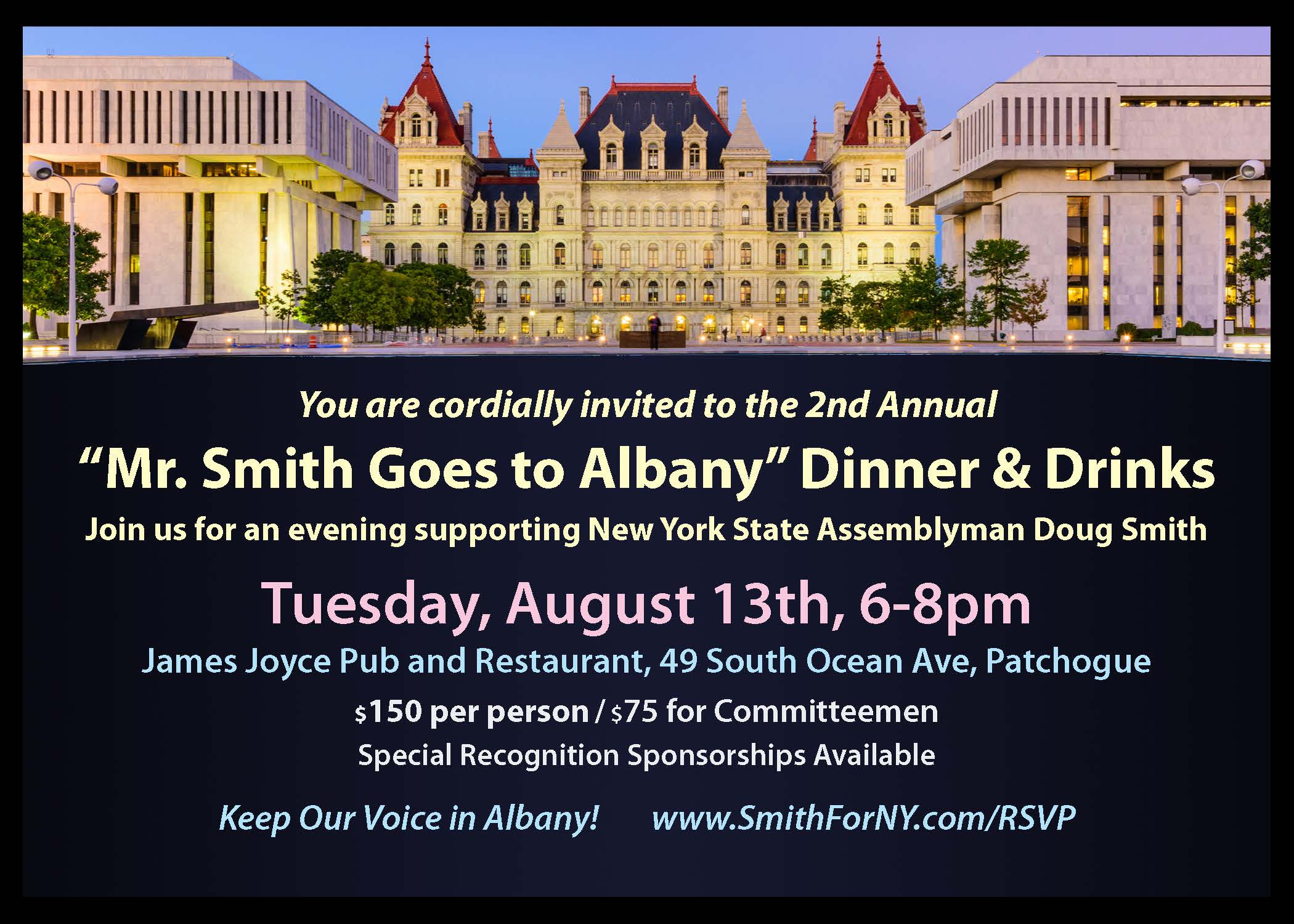 Mr Smith Goes to Albany