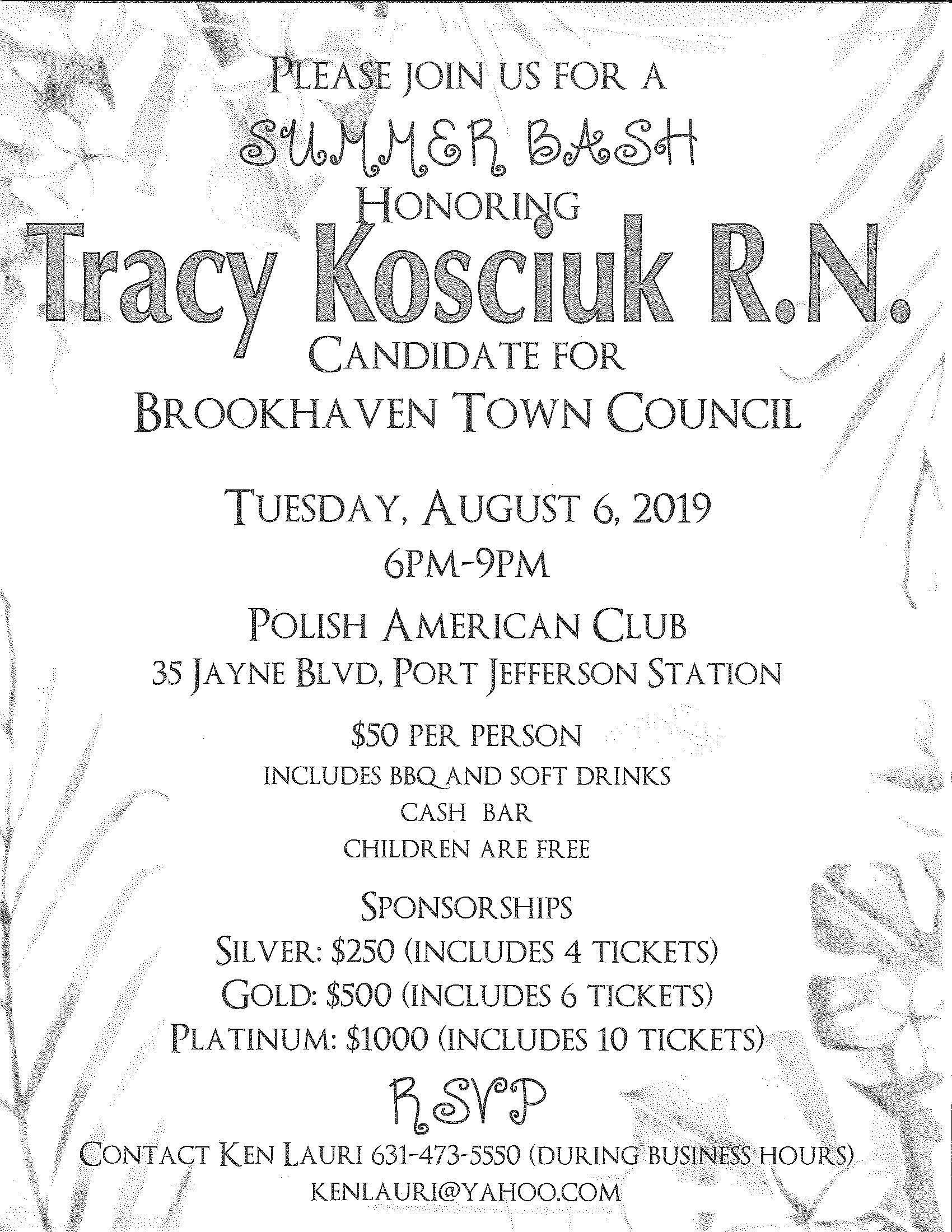 Tracy Kosciuk