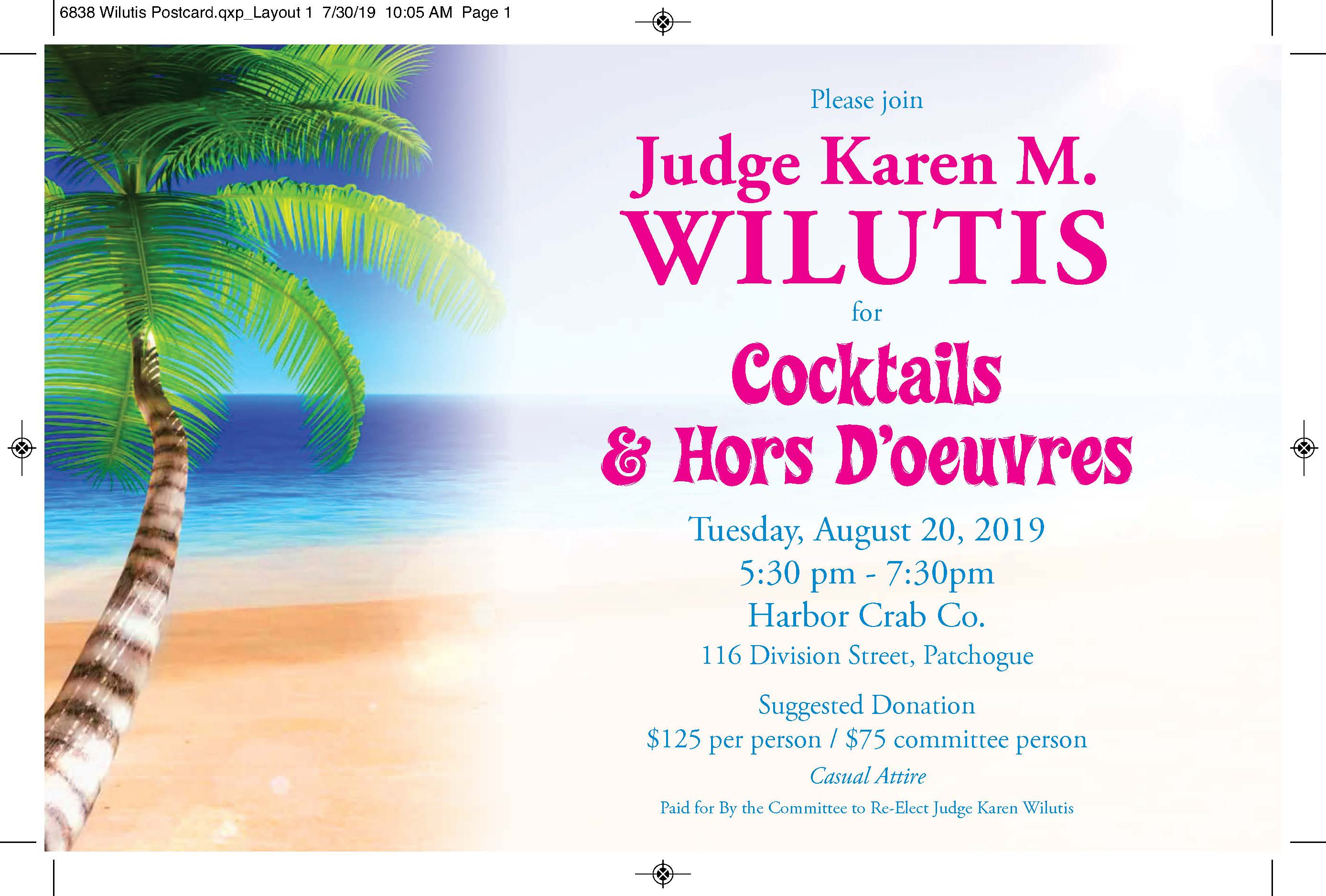 Judge Karen Wilitus