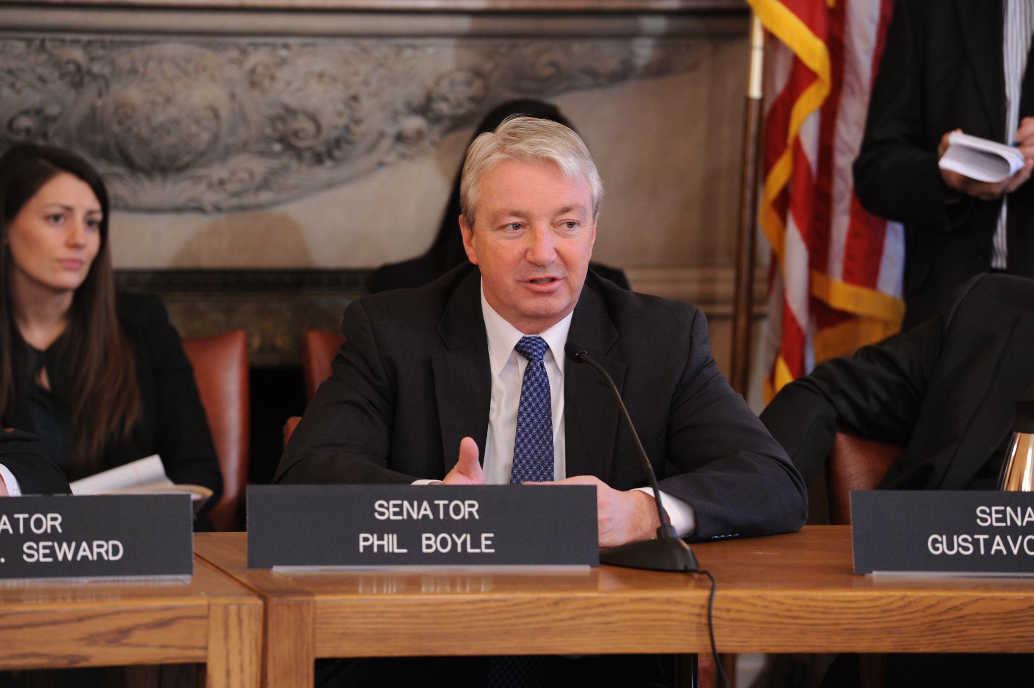 Senator Phil Boyle