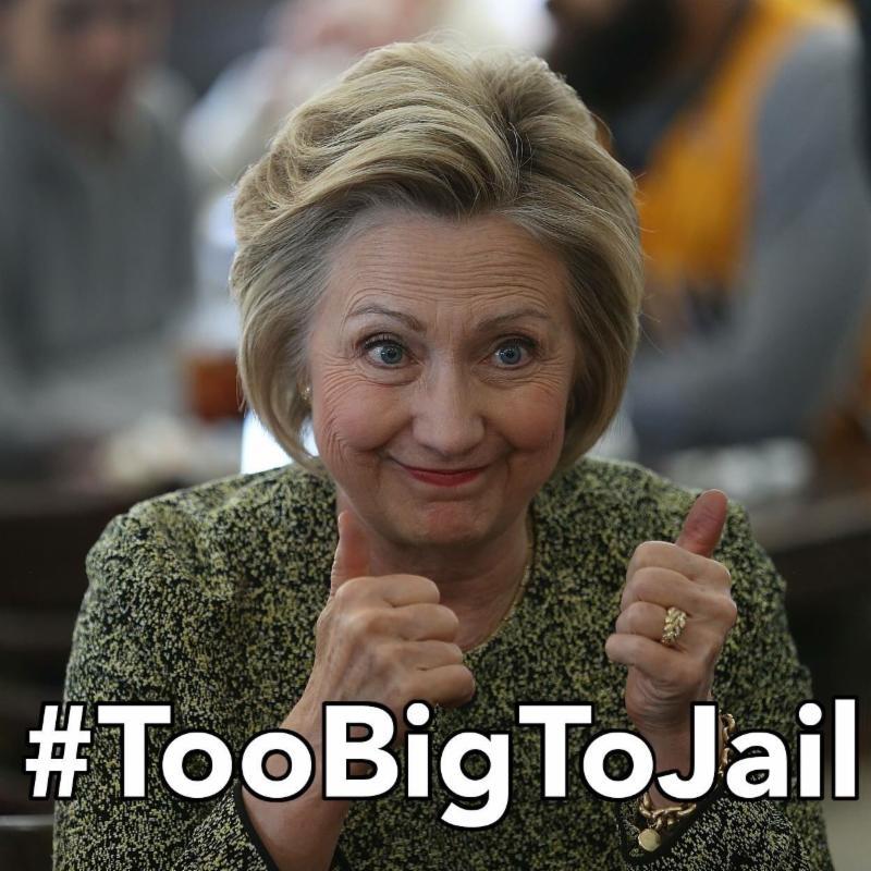 #TooBigtoJail