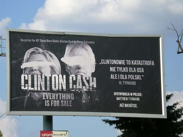 Clinton Cash Uncovers Scandal