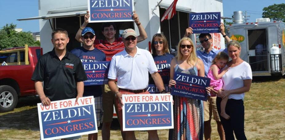 Zeldin Campaign Office Openings