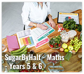 Sugar By Half - Maths - Years 5 & 6