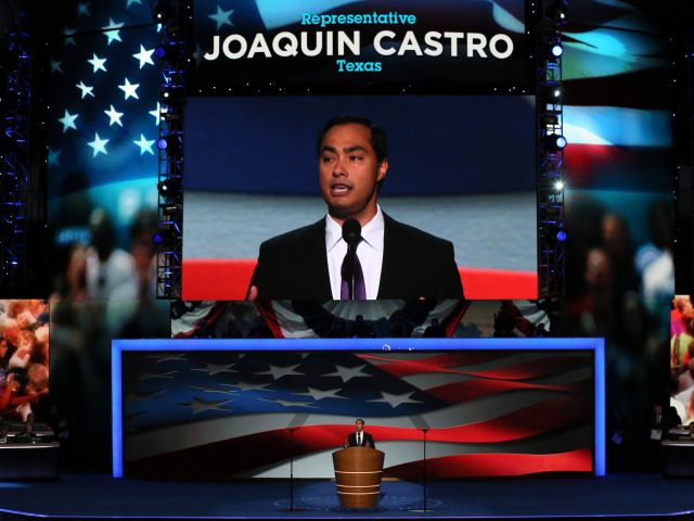 Castro at the DNC!