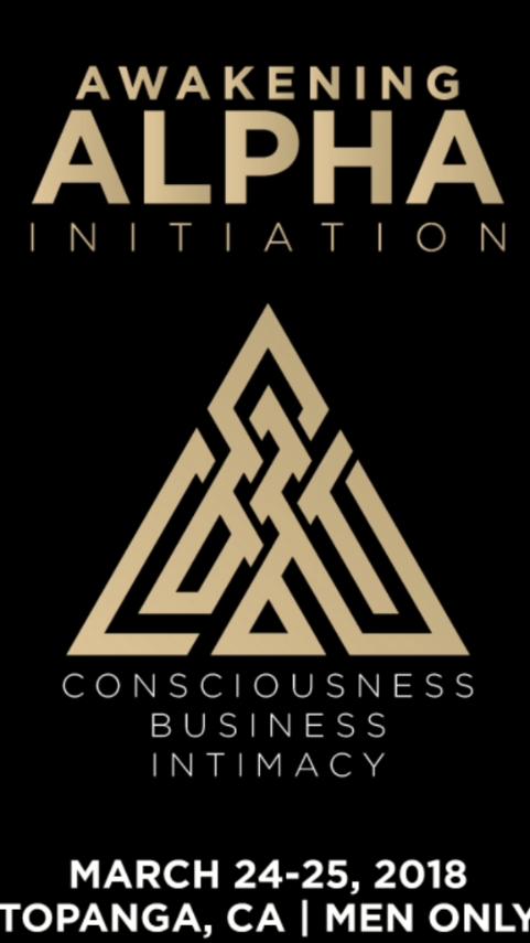 Alpha Awareness logo