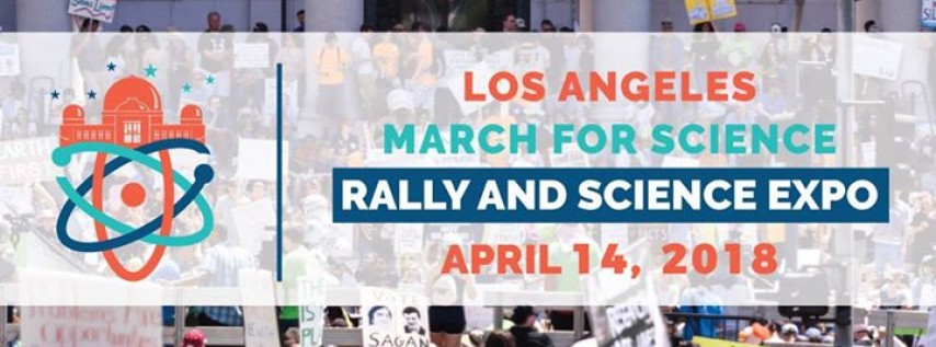March for Science Los Angeles - April 14th