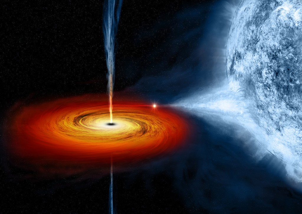 Star collapse black hole