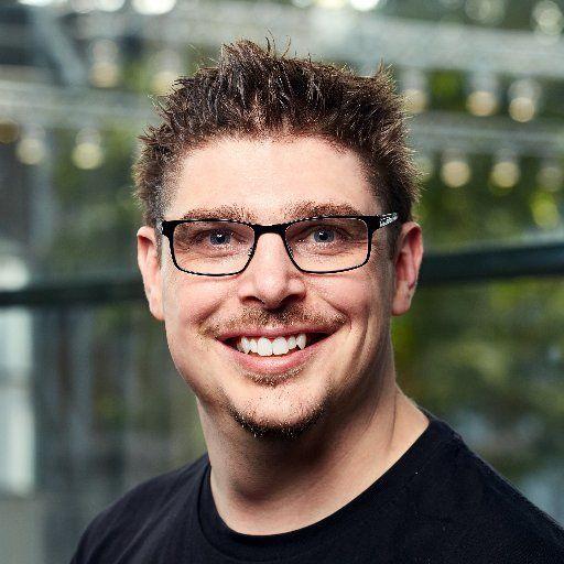 Portrait of Craig Box