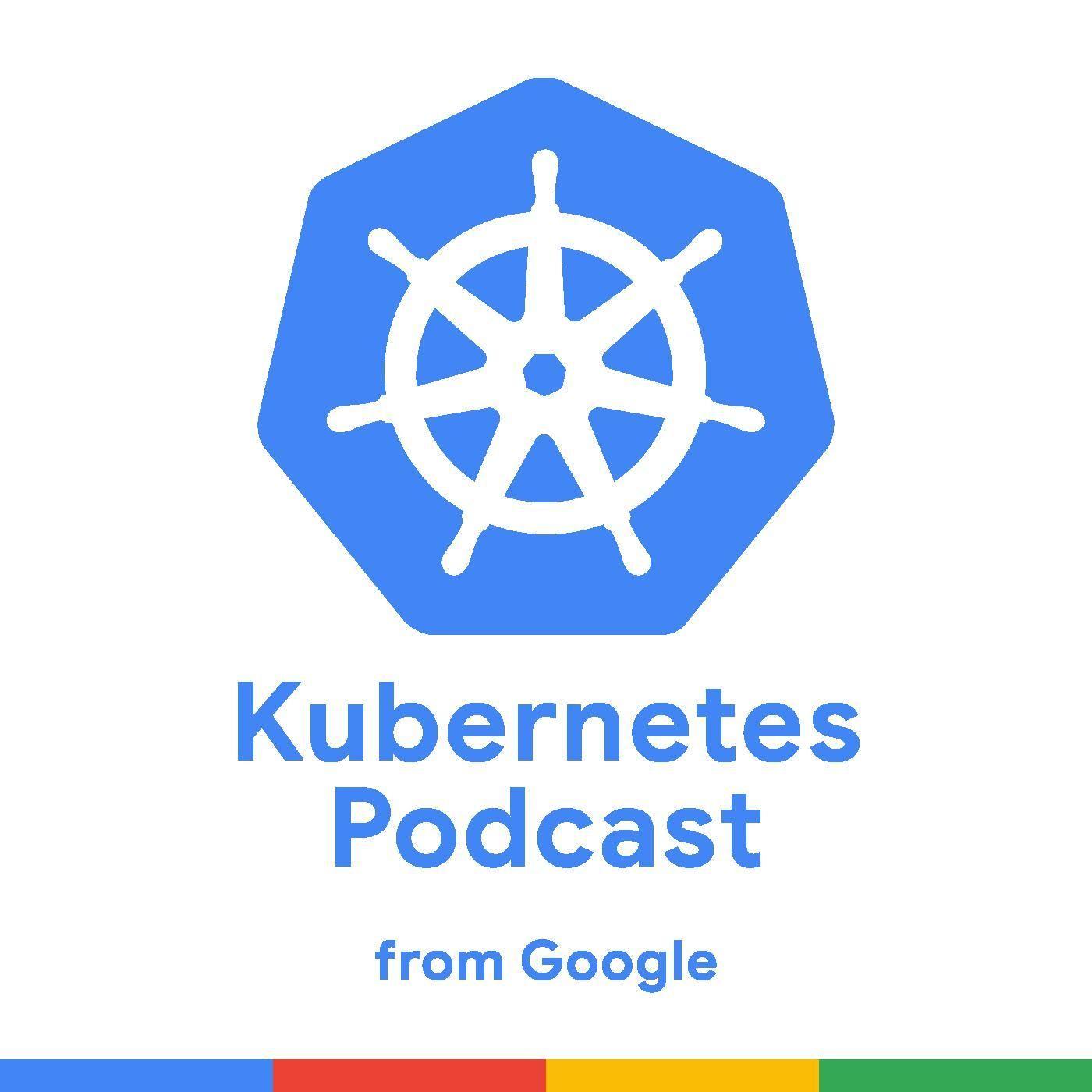 Kubernetes Podcast Logo