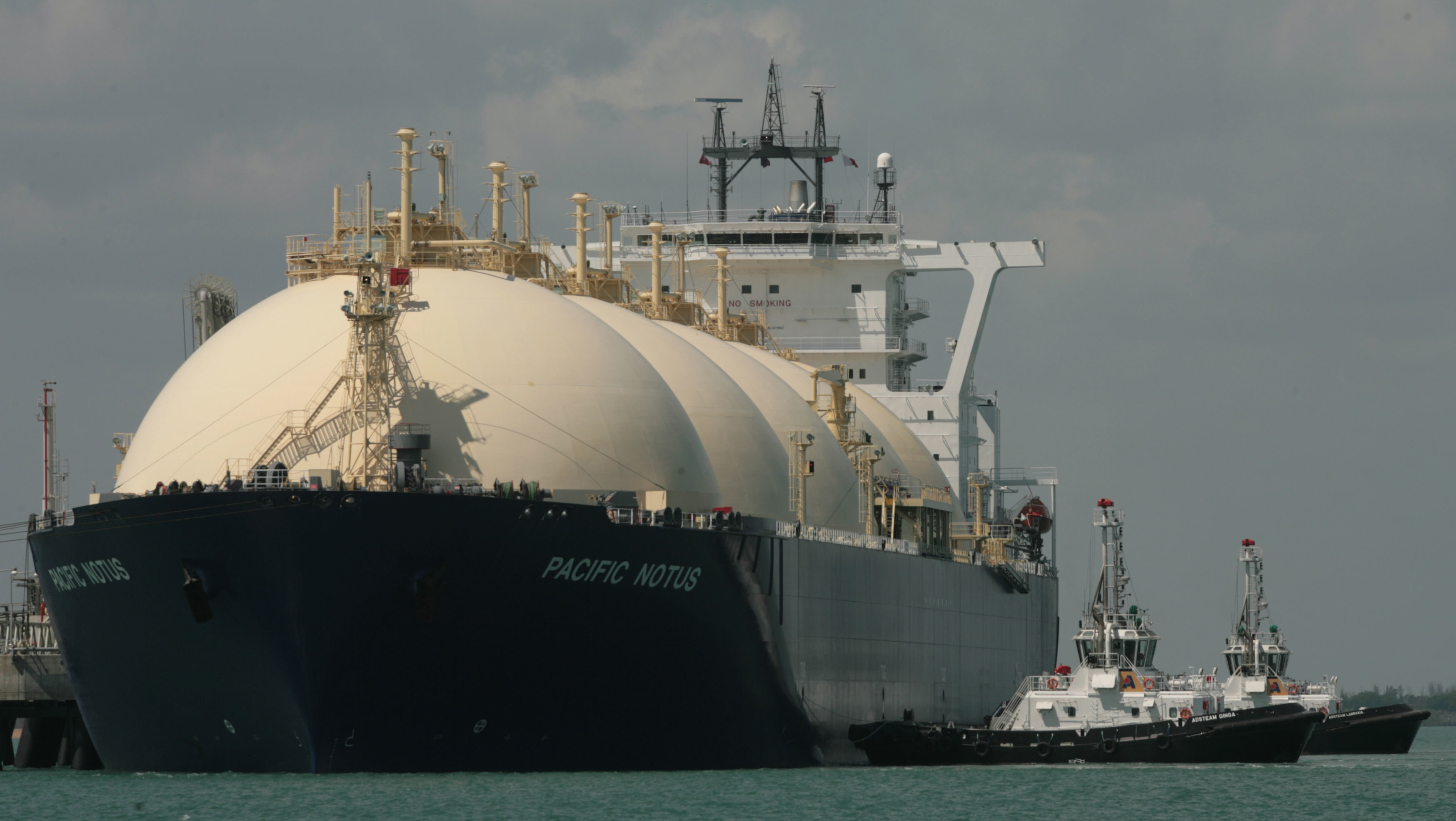 Missing out: Natural gas and Canada's exports