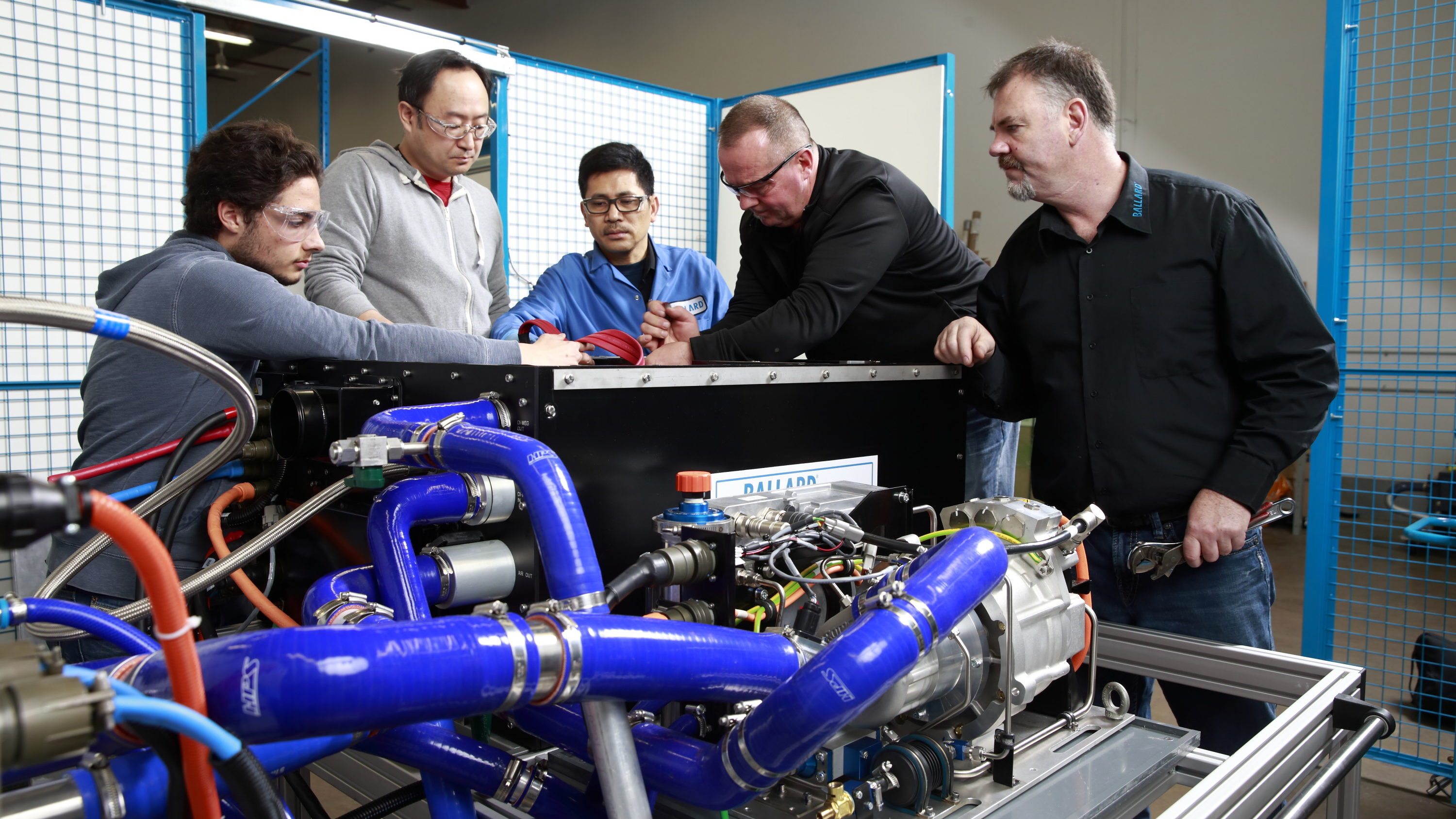 Taking the carbon out of hydrocarbons with 'blue hydrogen'