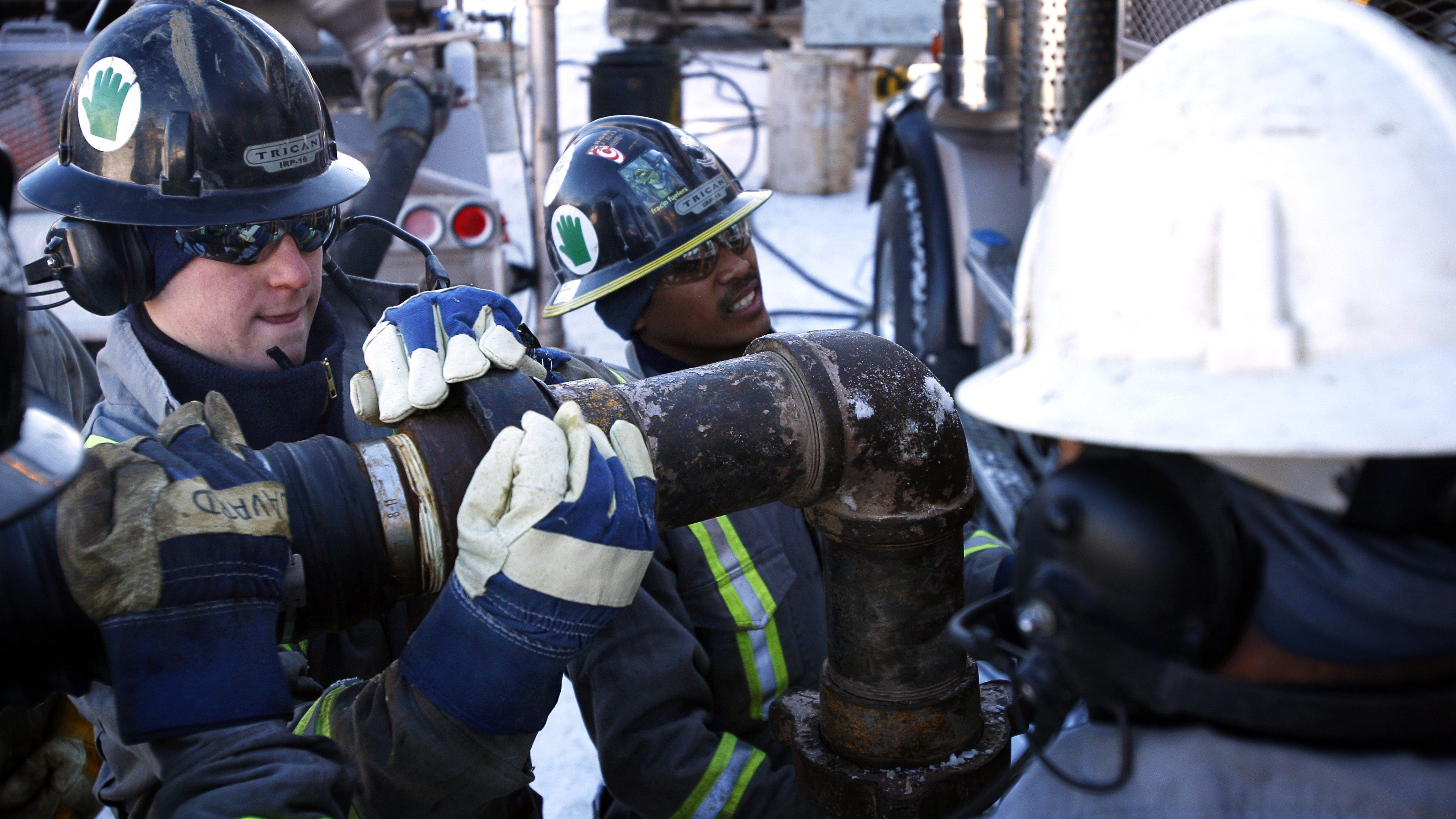 Resource sector provides jobs for 28,000 new Canadians