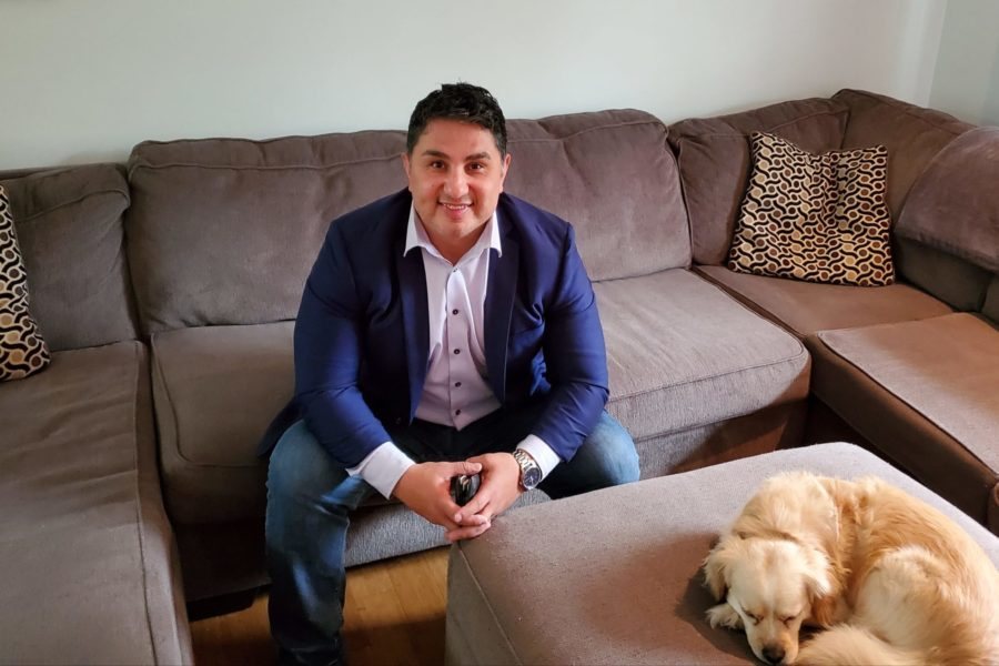 Tragic childhood paves path toward energy for Indigenous entrepreneur