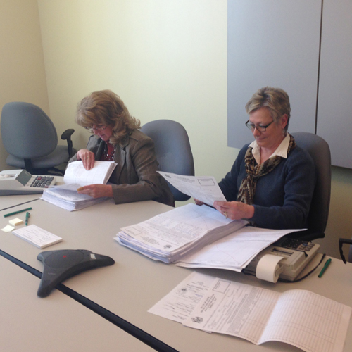 Collins' petition signatures being certified by Secretary of State's office
