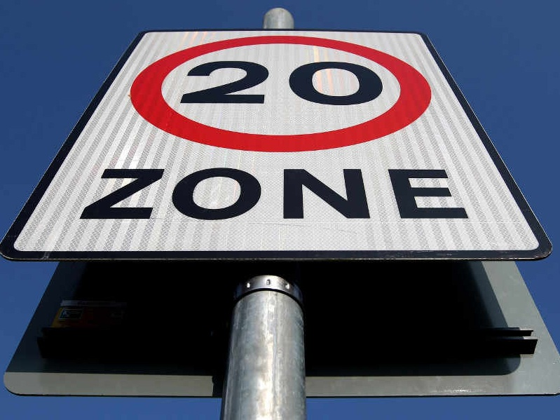 Creating More 20 mph Zones