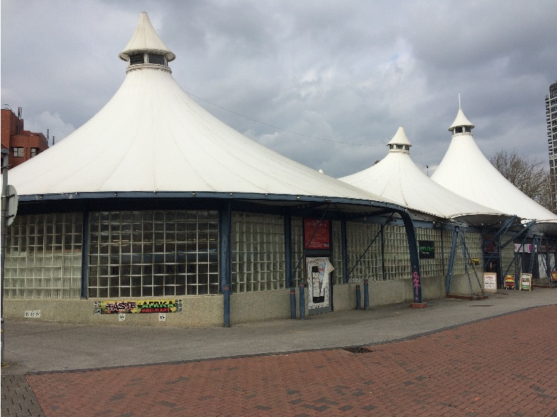 Redeveloping the Tented Market