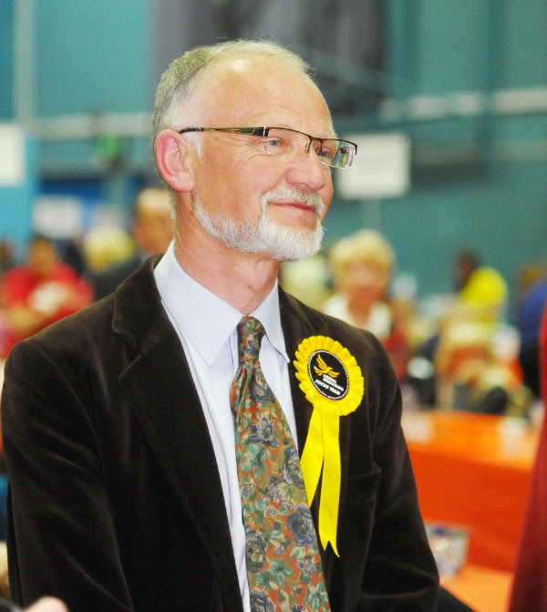 Stan Pajak re-elected to Swindon Borough Council