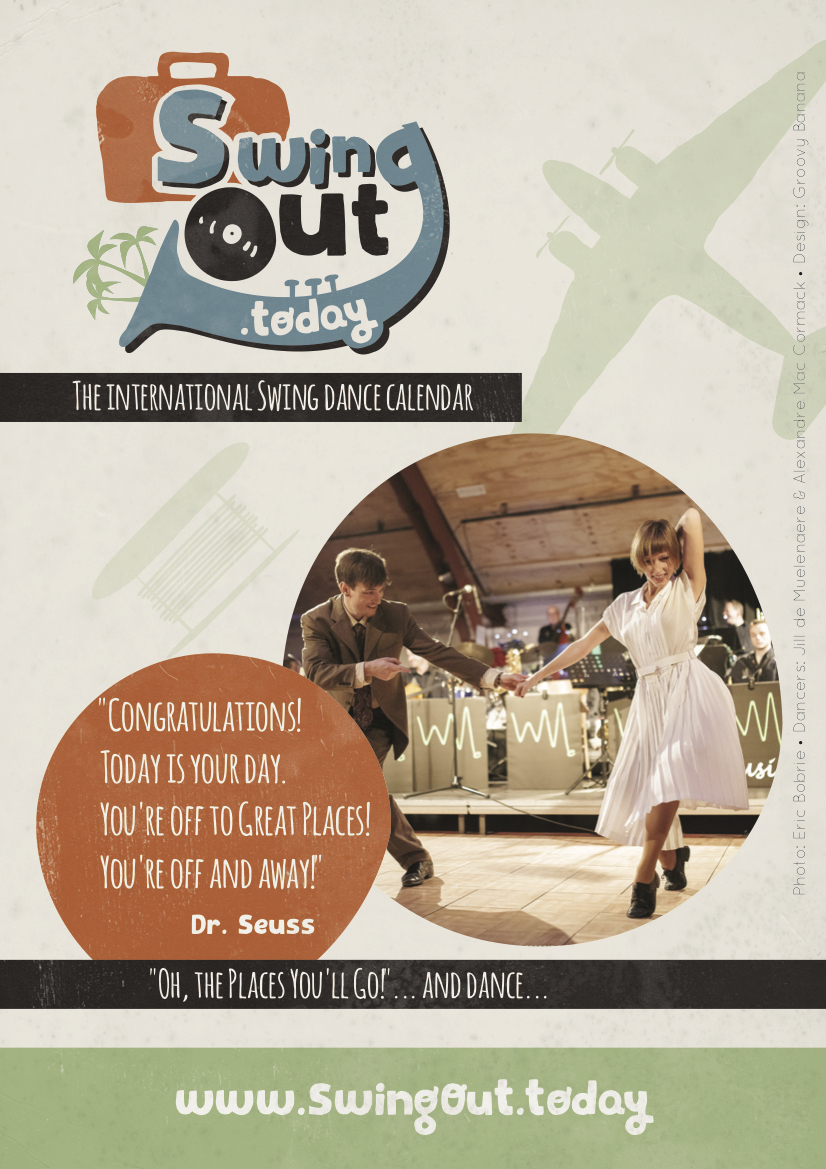 SwingOut.today, flyer recto