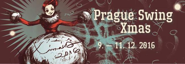 Prague Swing Xmas 2016
