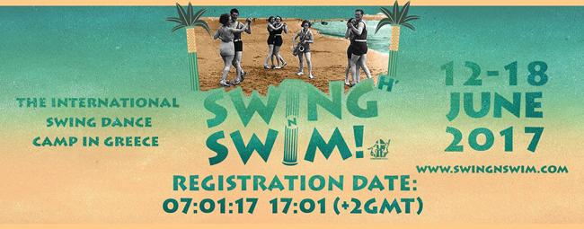 Swing 'n' Swim 2017