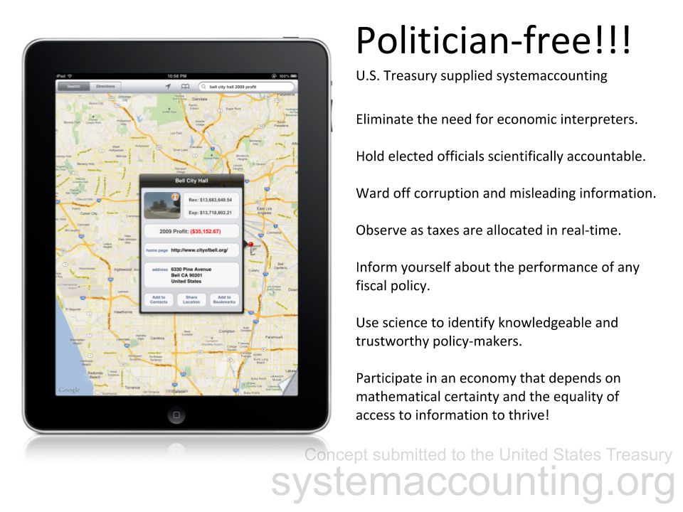 politicianfree - systemaccounting.org