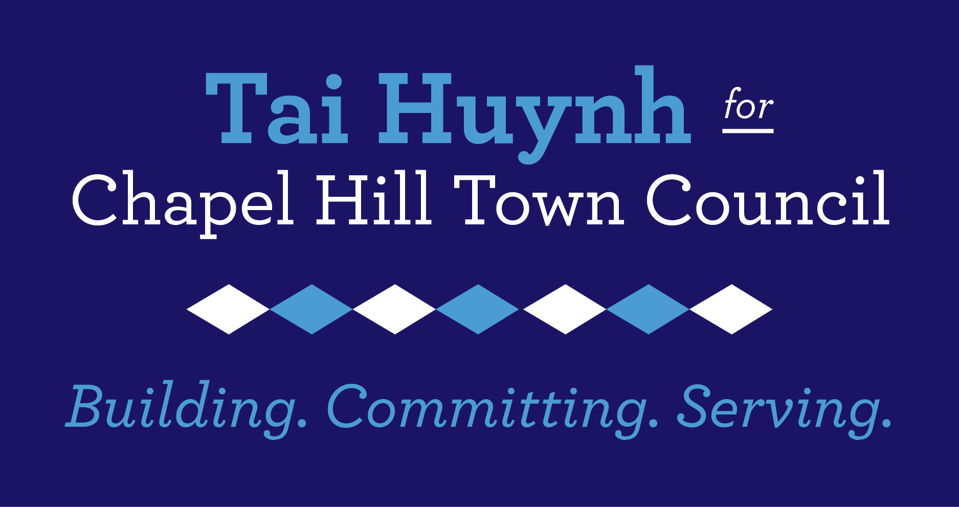 Tai Huynh for Chapel Hill