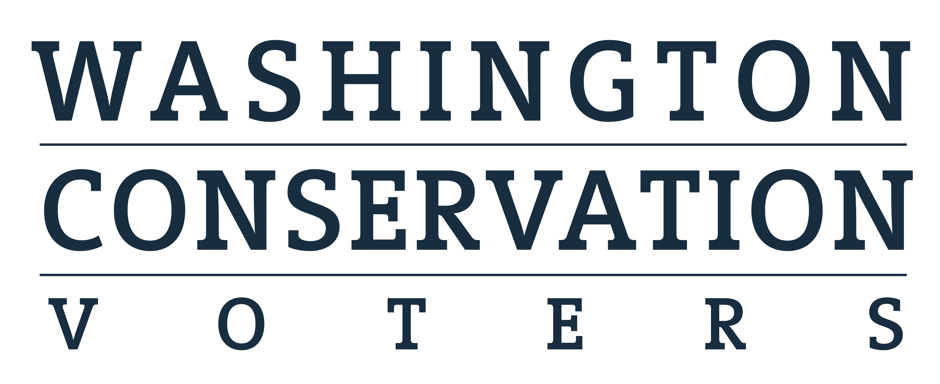 Washington Conservation Voters logo