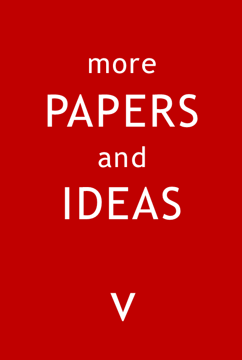 papers and ideas