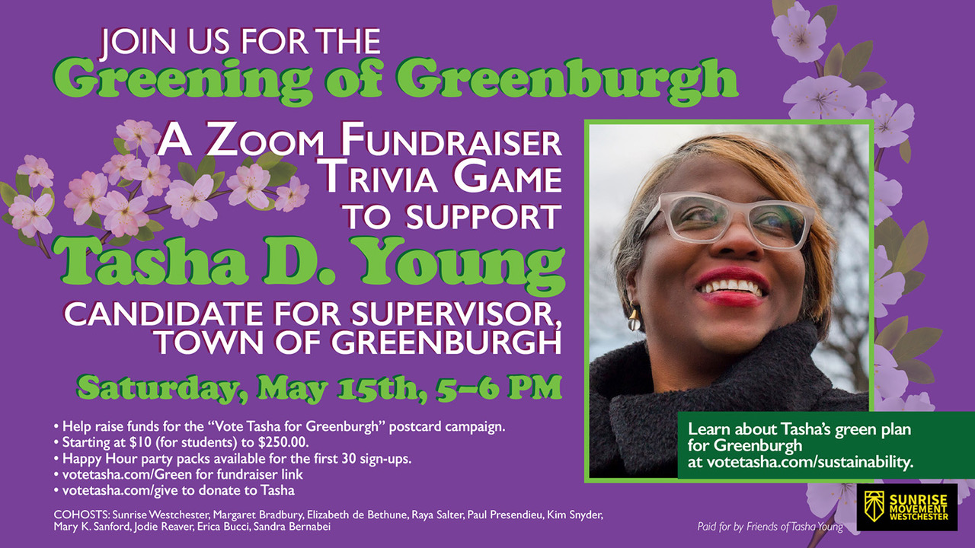 Fundraiser for Tasha D Young