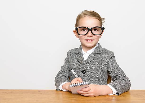 Child journo