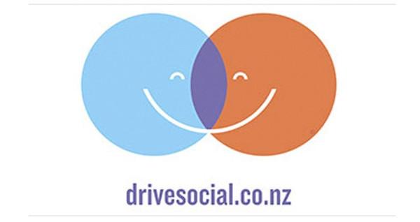 Drive social billboard