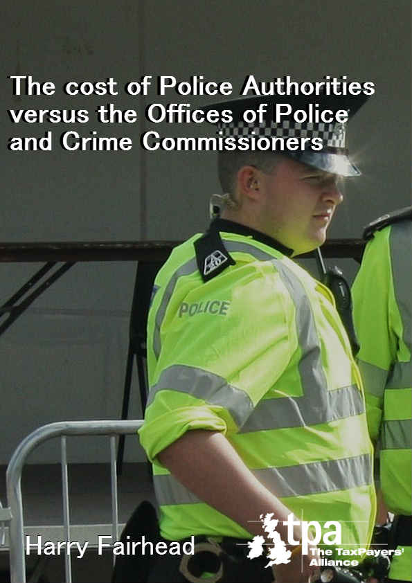 Police and Crime Commissioners Cover