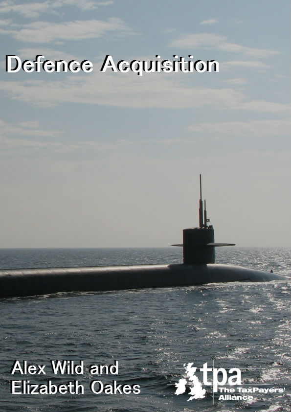 Defence Acquisition cover
