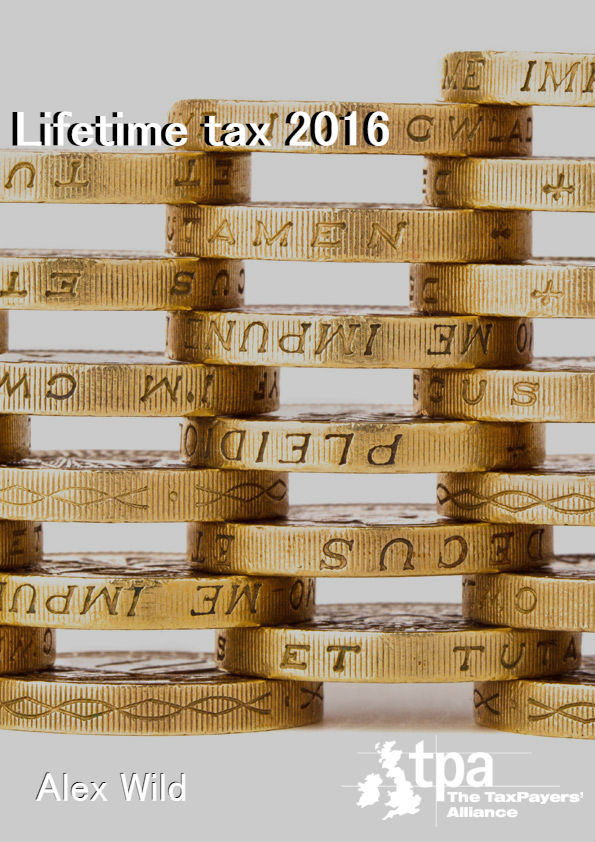 Lifetime tax 2016 research cover