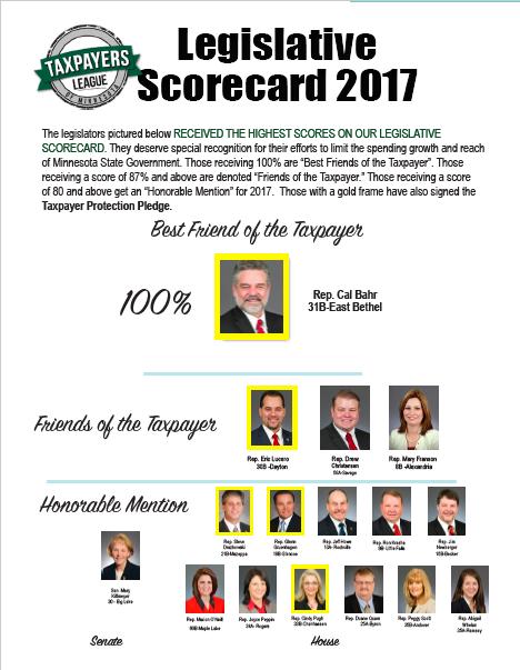 2017 Scorecard