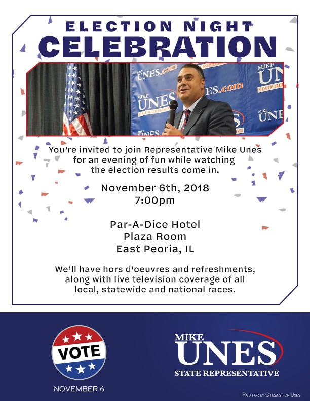 Election Night Celebration