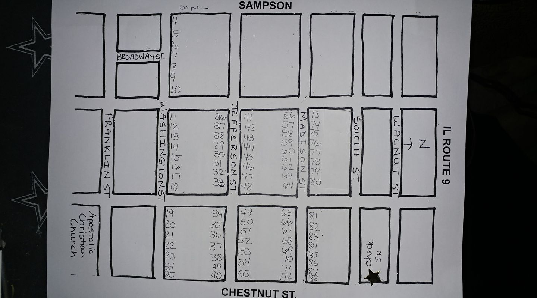 Parade Lineup