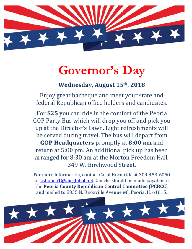Governor's Day