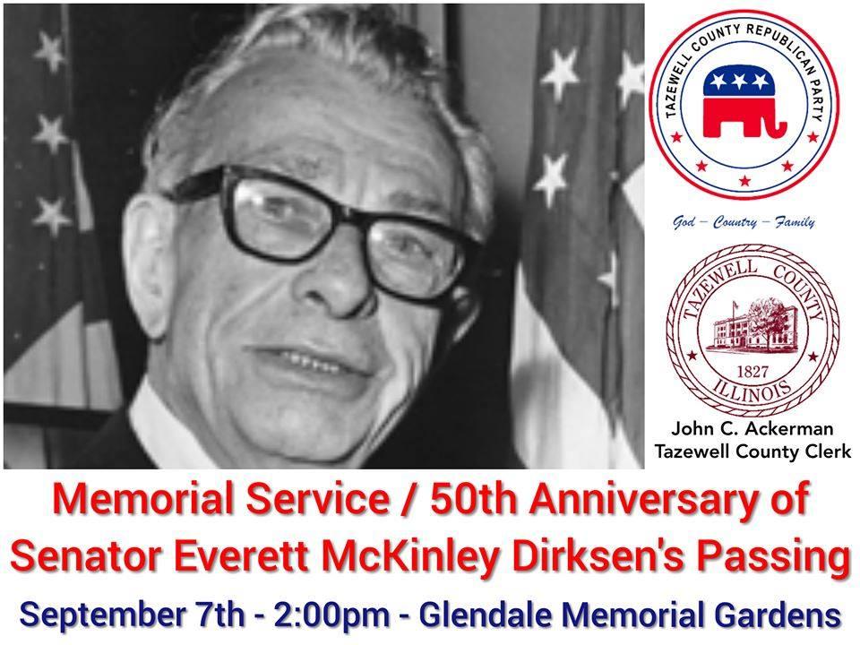 Dirksen Memorial Service