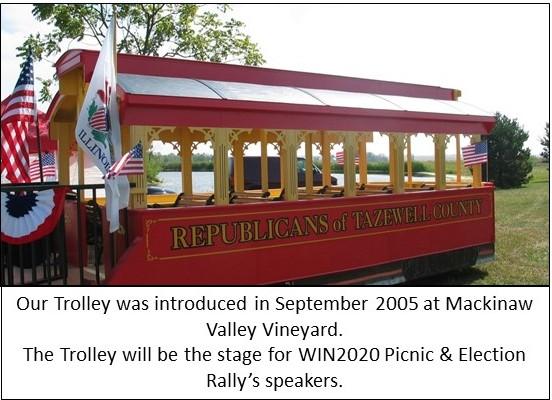 Tazewell County Republican Trolley