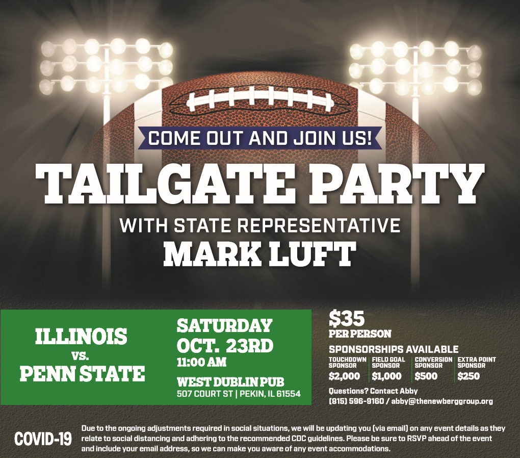 Luft Tailgate Party