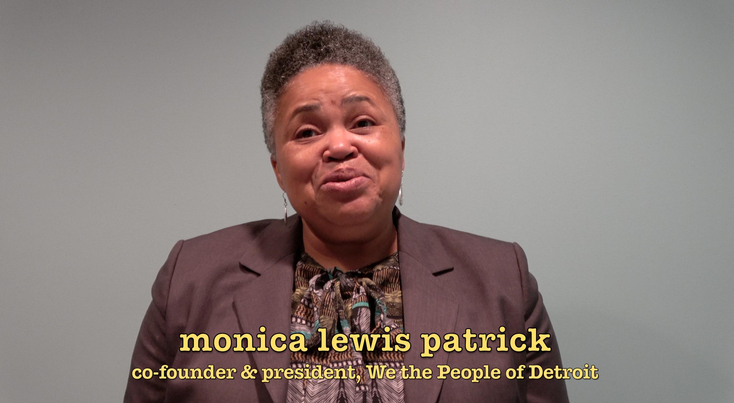Monica Lewis Patrick