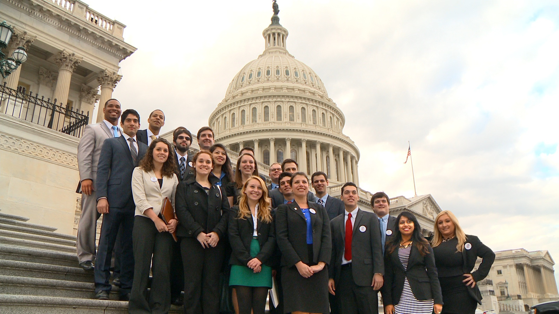 Millennials tackle the Debt on Capitol Hill