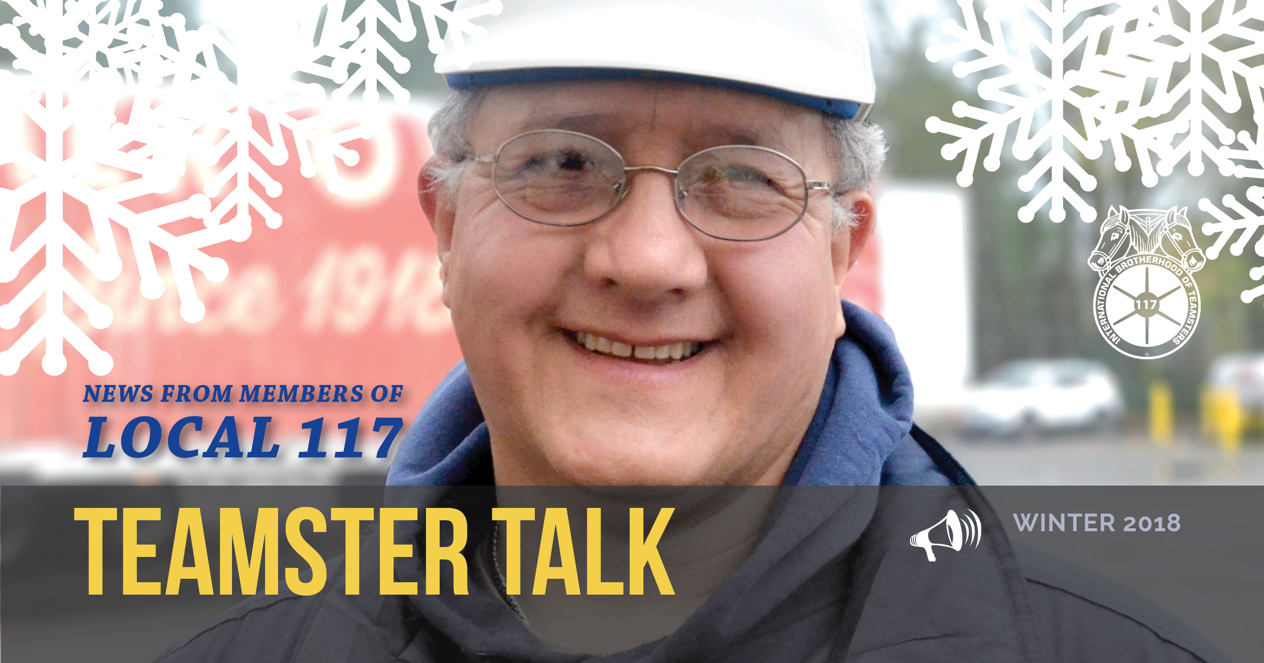 Teamster Talk: Power in Face of Open Shop Image