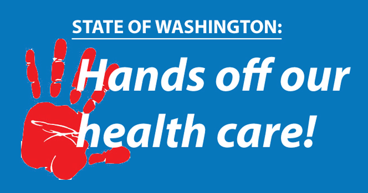 TAKE ACTION: Defend attacks on health care for state employees! Image