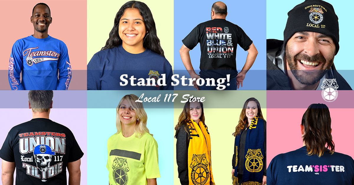 Stand strong! Gear up at our new online store Image