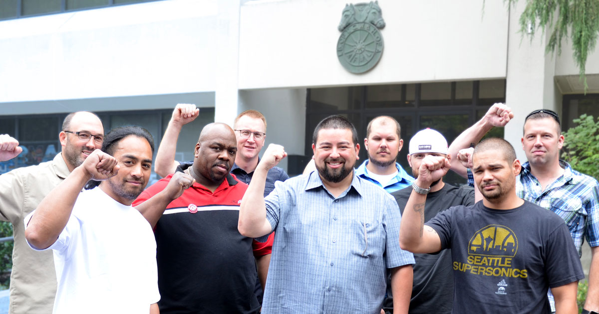Another win as Teamsters at Sysco overwhelmingly ratify new contract Image
