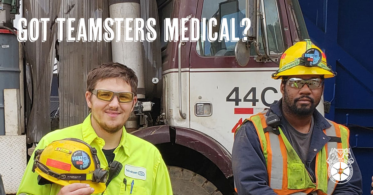 Got Teamsters medical? Save on your 2019 medical expenses Image