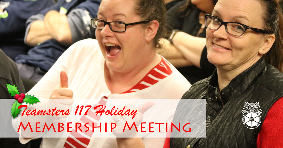 Join us for our Holiday Membership Meeting on Dec. 20 Image